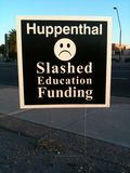 Hupp sign