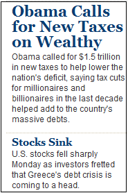 Obama's economici policy