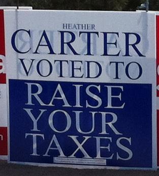 Carter sign