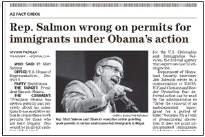 Salmon fact check