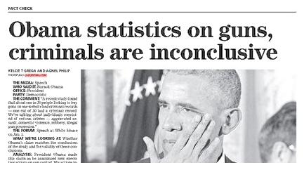 Obama fact check