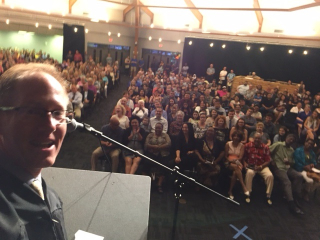 Tempe Prep Selfie