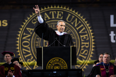 Schultz May 2017 commencement