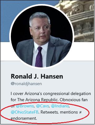 Hansen double standard