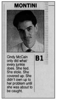 Montini hated Cindy Too