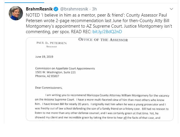 Brahm on Montgomery